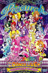 Precure All Stars DX the Dance Live: Miracle Dance Stage e Youkoso Trailer