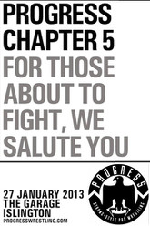 PROGRESS Chapter Five: For Those About To Fight, We Salute You Trailer