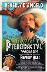 Pterodactyl Woman from Beverly Hills Trailer