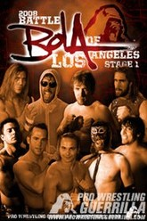 PWG 2008 Battle of Los Angeles - Stage 1 Trailer
