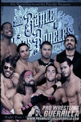 PWG: 2009 Battle of Los Angeles - Night 2 Trailer