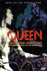 Queen: [1977] Definitive Houston Trailer