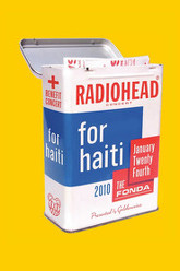 Radiohead for Haiti Trailer