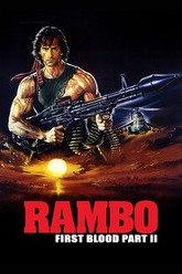 Rambo: First Blood Part II Trailer