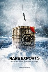 Rare Exports: A Christmas Tale Trailer