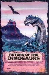 Return of the Dinosaurs Trailer