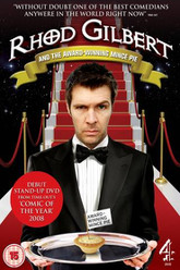 Rhod Gilbert and the Award-Winning Mince Pie Trailer