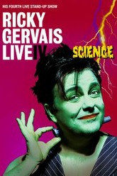 Ricky Gervais Live 4: Science Trailer