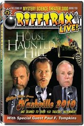 Rifftrax Live: House On Haunted Hill Trailer