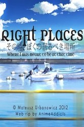 Right Places: Where I Was Meant to Be at That Time Trailer