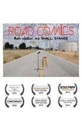 Road Comics: Big Work on Small Stages Trailer