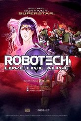 Robotech: Love Live Alive Trailer