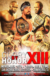 ROH Glory By Honor XIII Trailer