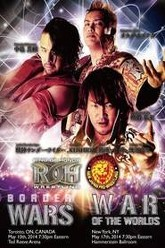ROH/NJPW War of the Worlds Trailer