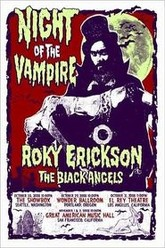 Roky Erickson & The Black Angels: Night of the Vampire Trailer