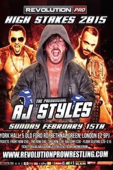 RPW: High Stakes 2015 Trailer