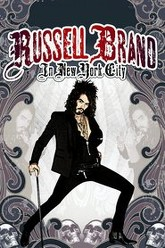 Russell Brand in New York City Trailer