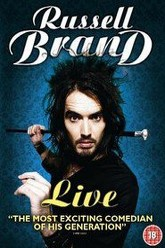 Russell Brand: Live Trailer