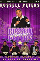 Russell Peters Presents Trailer