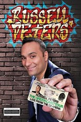 Russell Peters: The Green Card Tour Trailer