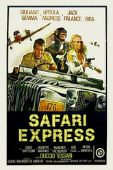 Safari Express Trailer