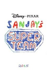 Sanjay's Super Team Trailer