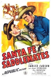 Santa Fe Saddlemates Trailer