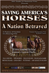 Saving America's Horses: A Nation Betrayed Trailer