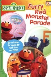 Sesame Street: Furry Red Monster Parade Trailer
