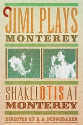 Shake! Otis at Monterey Trailer