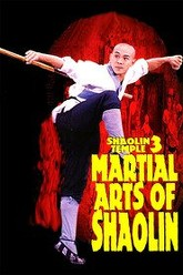 Shaolin Temple 3: Martial Arts of Shaolin Trailer