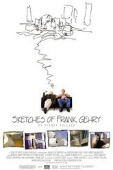 Sketches of Frank Gehry Trailer