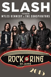 Slash: feat. Myles Kennedy & the Conspirators Trailer