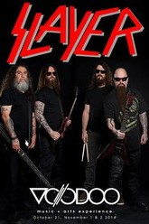 Slayer: [2014] Voodoo Music Festival Trailer