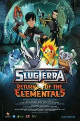 SlugTerra: Return of the Elementals Trailer