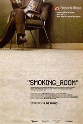 Smoking Room Trailer