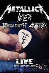 Sonisphere Bulgaria Big Four - Anthrax and Megadeth Trailer