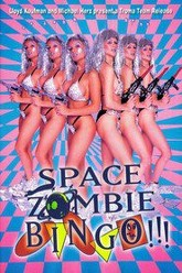 Space Zombie Bingo!!! Trailer