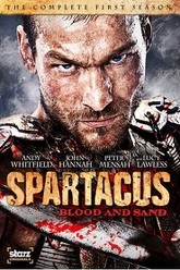 Spartacus: Blood and Sand Trailer
