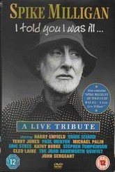 Spike Milligan I told you I was ill... A live tribute Trailer