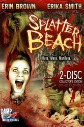 Splatter Beach Trailer
