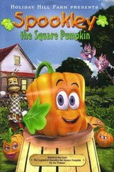 Spookley the Square Pumpkin Trailer