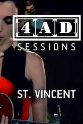 St. Vincent - 4AD Sessions Trailer