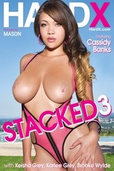 Stacked 3 Trailer