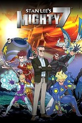 Stan Lee's Mighty 7 Trailer