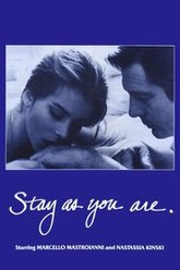 Stay as You Are Trailer