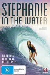 Stephanie in the Water Trailer