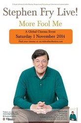 Stephen Fry Live: More Fool Me Trailer