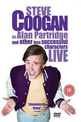 Steve Coogan - Live As Alan Partridge And Other Less Successful Characters Trailer