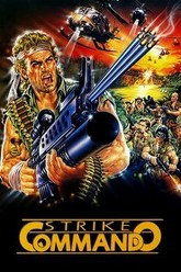 Strike Commando Trailer